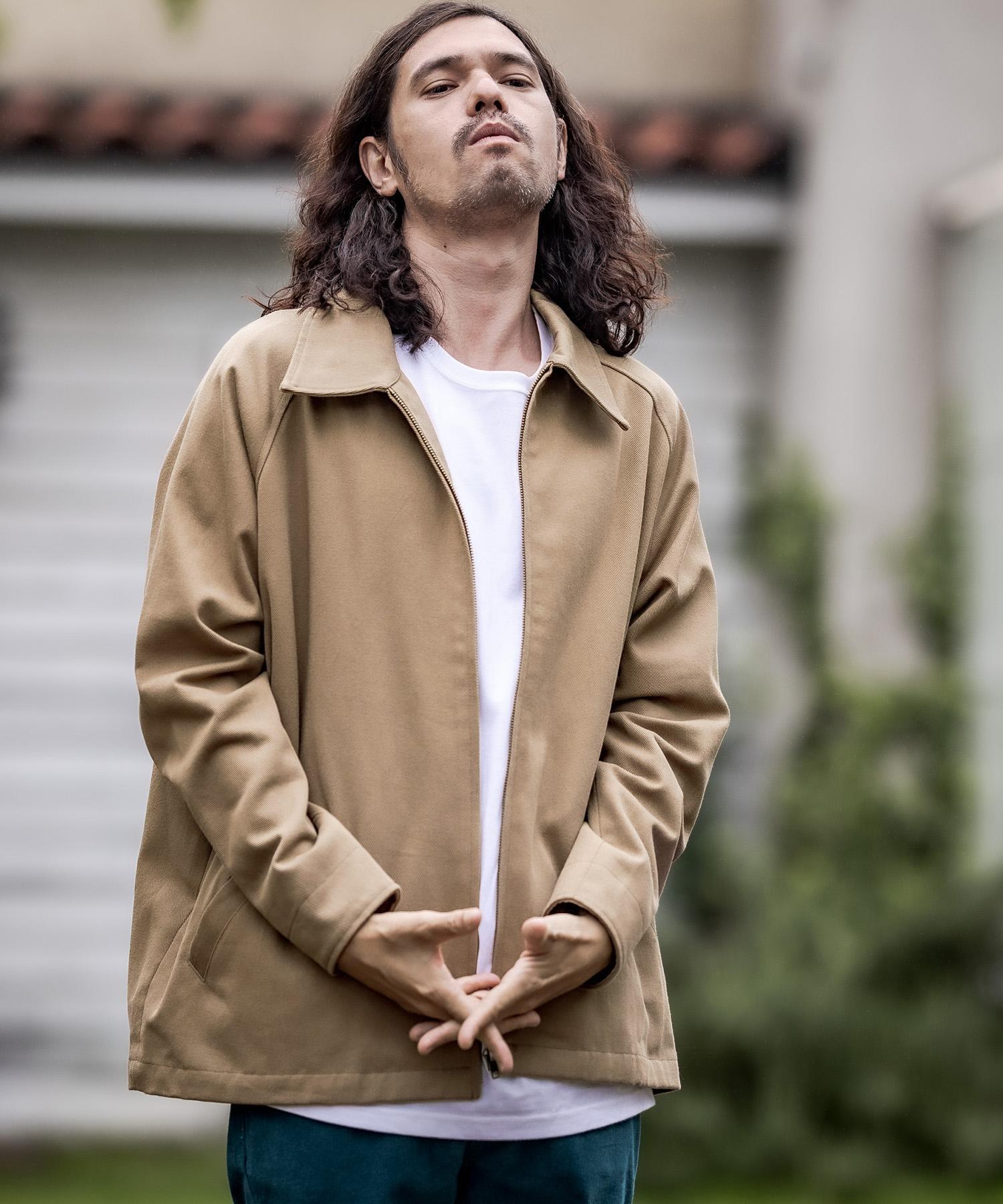 【CAMBIO(カンビオ)】【予約販売9月下旬~10月上旬入荷】Over Size Swing Top Jacket ジャケット(CAM20AW-007)