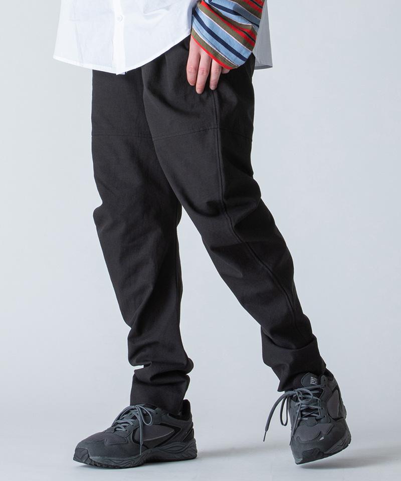 【rehacer(レアセル)】【予約販売9月下旬~10月上旬入荷】Bomber Tuck Pants タックパンツ(1200500055)