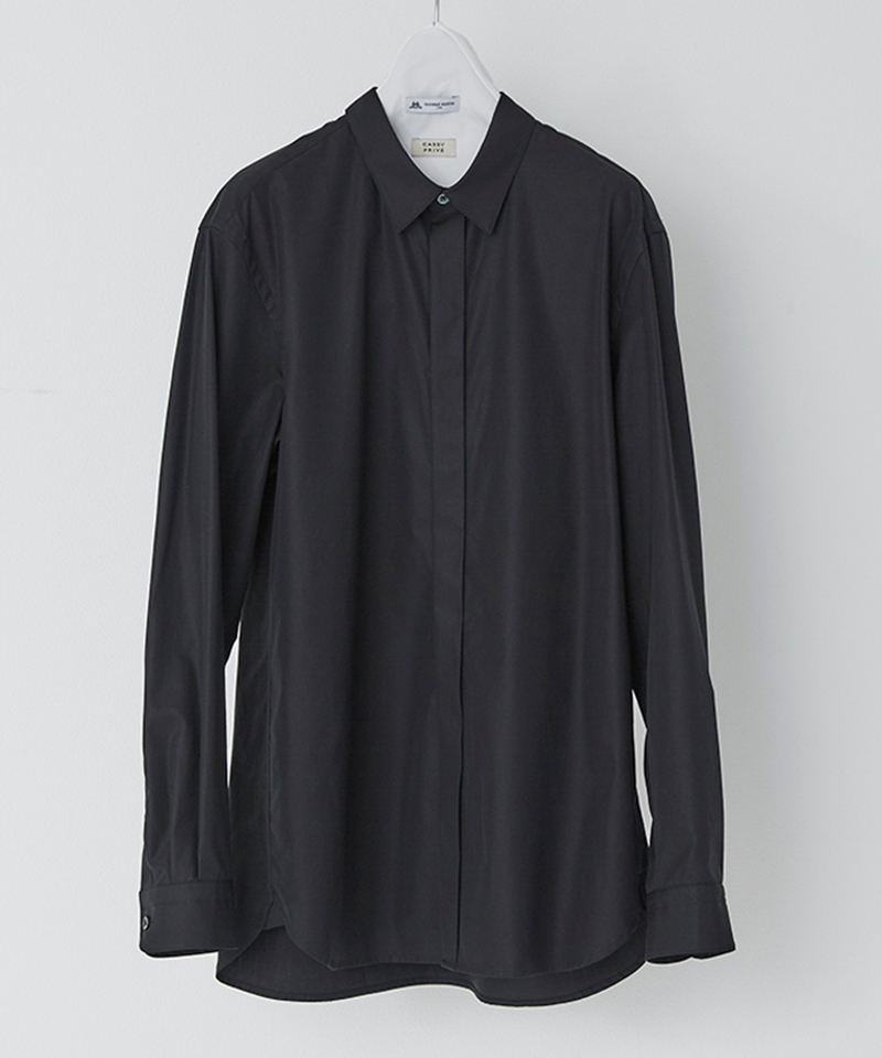 【CASSY(キャシー)】【予約販売9月中旬~下旬入荷】SIMPLE SHIRT (THOMAS MAISON) シャツ(PBM-B01-105)