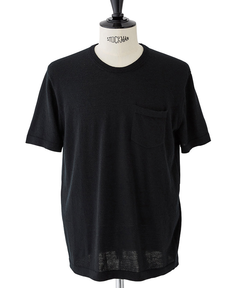 【CASSY(キャシー)】【予約販売9月中旬~下旬入荷】CREW NECK S-S Tシャツ(CXM-R55-100)