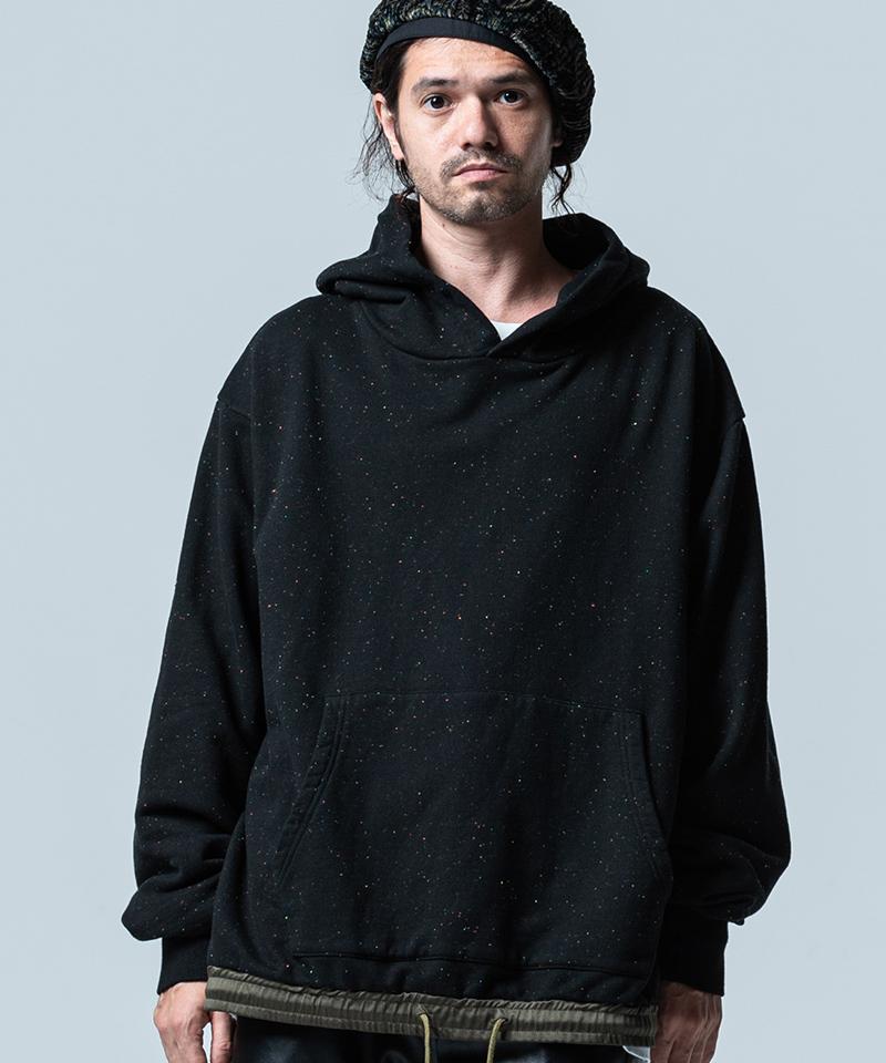 【glamb(グラム)】【予約販売10月下旬~11月上旬入荷】Nixon nep hoodie ニクソンネップフーディ(GB0320-CS13)