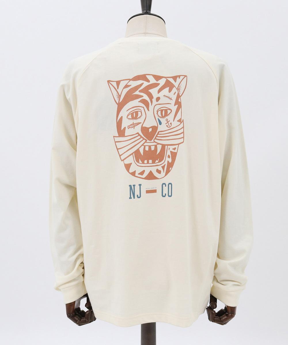【Nudie Jeans(ヌーディージーンズ)】BODIE NUDIE JEANS CO Tシャツ(131702)