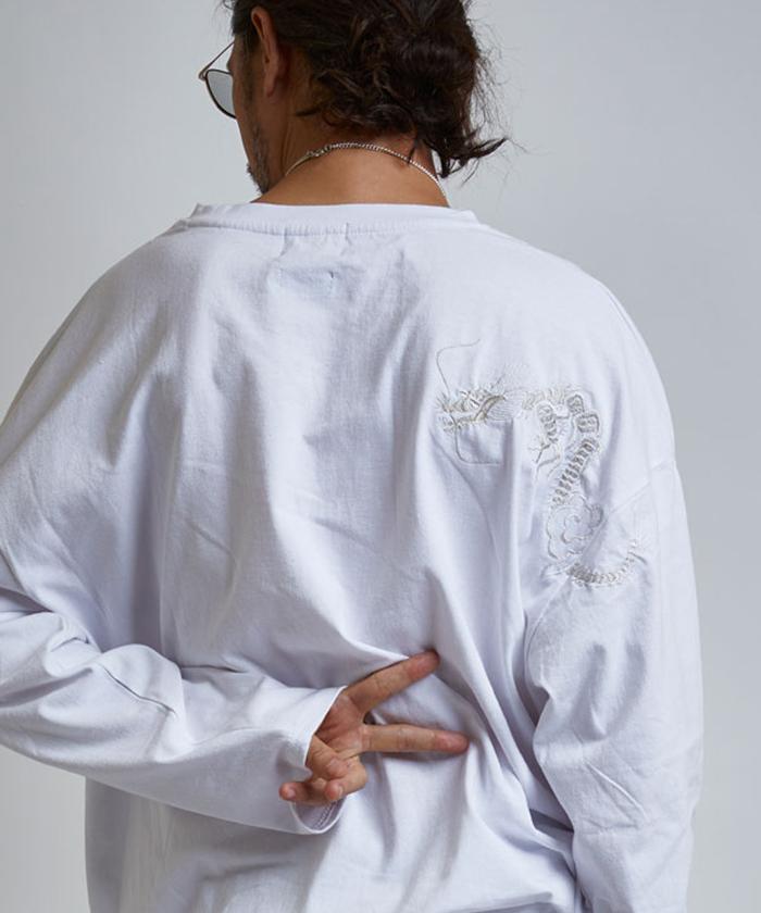 【EGO TRIPPING(エゴトリッピング)】【予約販売10月中旬~下旬入荷】EGO×PROPA 叛粹TEE A Tシャツ(663750)