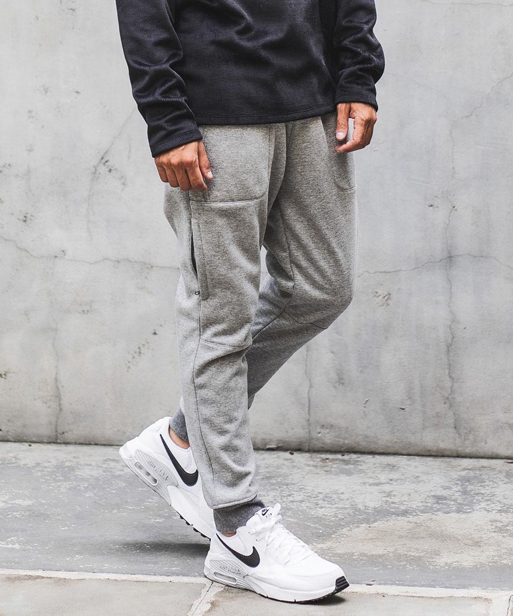 【CAMBIO(カンビオ)】【予約販売10月下旬~11月上旬入荷】Bonding Fleece Pants パンツ