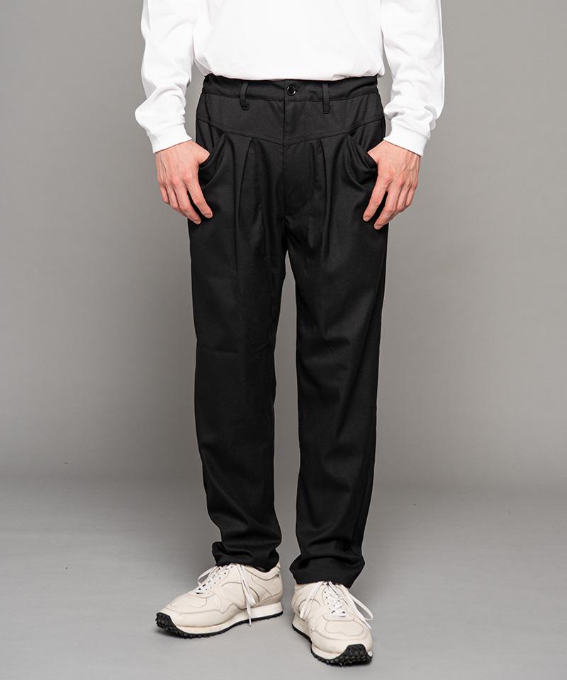 【MROLIVE(ミスターオリーブ)】【予約販売9月末~10月上旬入荷】T-R STRETCH SURGE -PEDAL PUSHERS EASY PANTS パンツ(M-20319)