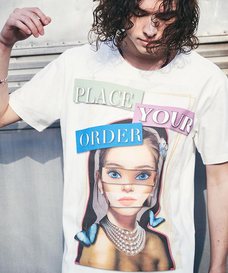 glamb グラム Place your order GB0221-T02 T プレイスユアオーダーTシャツ アウトレットセール 特集 特別セール品