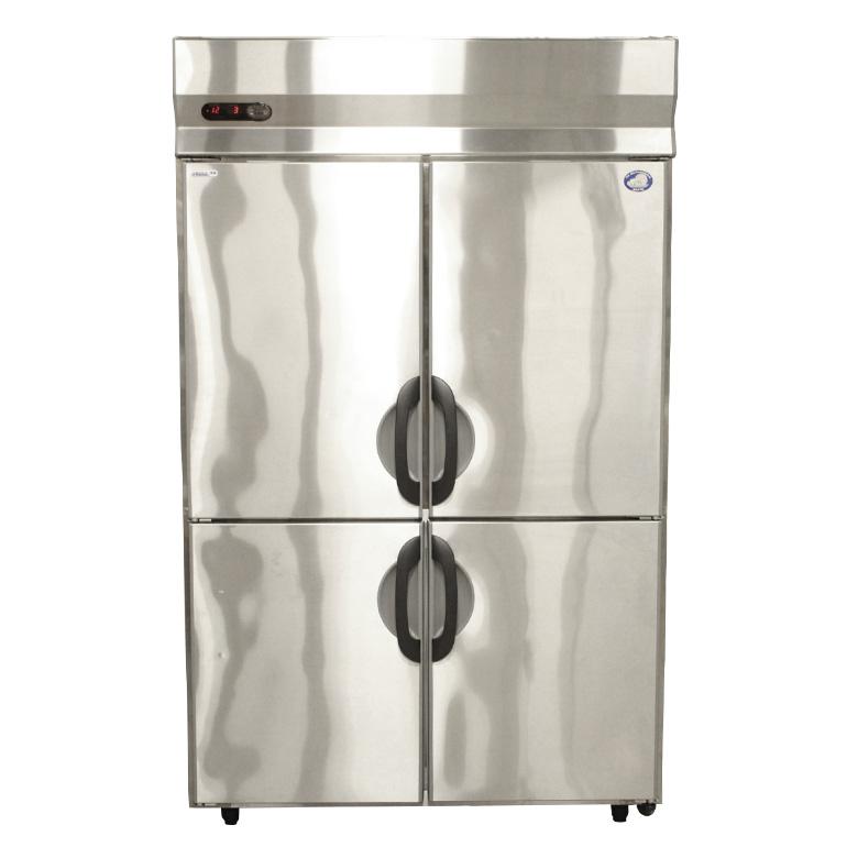 【中古】業務用冷蔵庫 冷凍冷蔵庫 冷凍冷蔵庫 4ドア サンヨー 2003年製 2003年製 サンヨー 送料別途見積, フルドノマチ:ee4c3e87 --- officewill.xsrv.jp