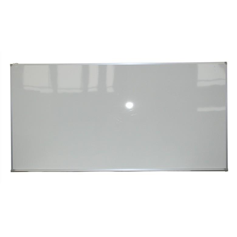 【中古】【完成品】【設置込】ホワイトボード W1800 壁掛け用 地域限定送料無料