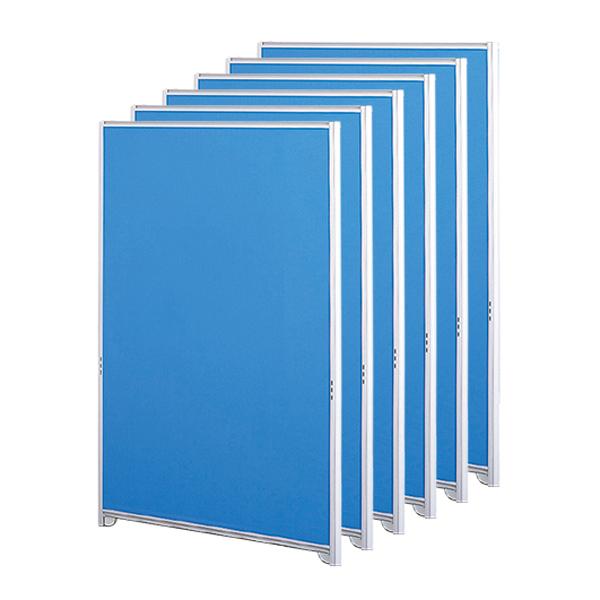 【中古|完成品|設置込】 パーテーション W900×H1530 6枚セット