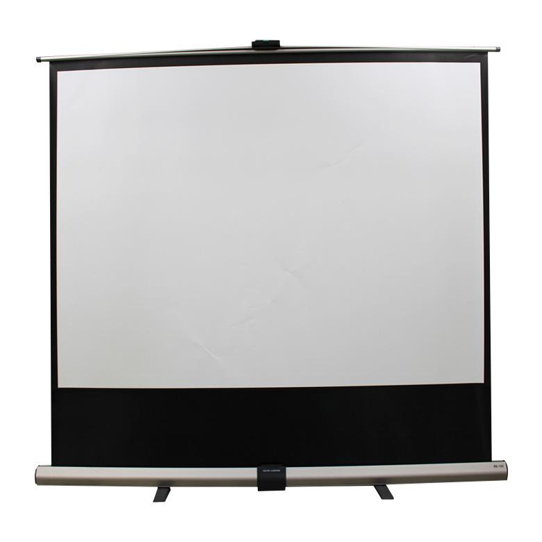 【中古】携帯ロールスクリーン 100インチ RS-100 イズミコスモ 送料無料