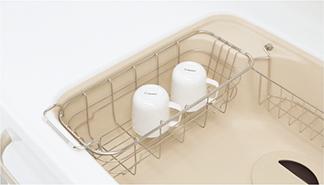 水切り網カゴ Aシンク用(深型)トクラスキッチン TOCLAS GAFM17S