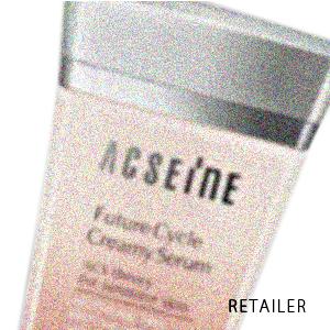 【ACSEINE】アクセーヌフューチャーサイクルクリーミィセラム 45g <クリーム状美容液>