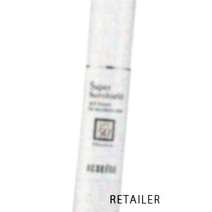 碱水塞纳超级市场太阳盾构EX 22g<SPF50+/PA+++><日期胡闹结尾保湿基础奶油>