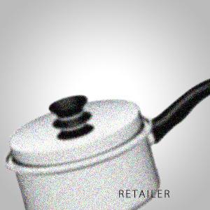 【アムウェイ】 大ソースパン<お鍋・おなべ・ナベ・片手鍋・片手ナベ><キッチン用品・台所用品> 【amway】