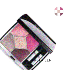 ♪ #859【Christian Dior】クリスチャンディオールサンク クルール クチュール #859 ピンク コロール<パウダーアイシャドウ・アイシャドー><アイカラー><パレット><セット>:コスメショップ リテイラー