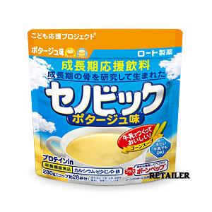 立即交纳☆#potajusenobikkupotaju味道280g<保健食品、营养功能食品><钙·维生素D、铁><ROHTO>