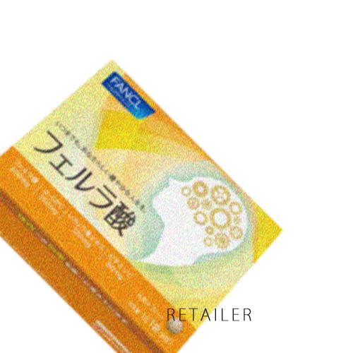 ♪ 1袋(6粒)×30袋【FANCL】ファンケルフェルラ酸 約30日分<健康食品><サプリメント>