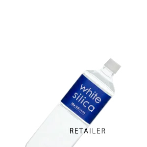 ♪ 1000ml【silica creation】シリカクリエイションホワイトシリカ1000ml<健康ドリンク・美容ドリンク><Si珪素ミネラル濃縮原液> <white silica>