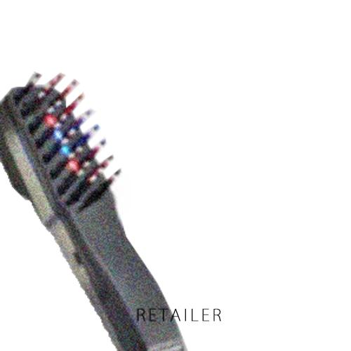 ブラシ 電気 針