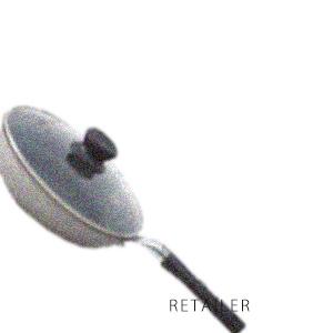 ♪ 24cm【Tupperware】タッパーウェアタッパーウェア匠 フライパン24cm 1個<高熱伝導率・高熱保有率><日用雑貨><ガラス蓋付き><キッチン用品>