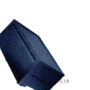 ♪ #ベルベット【Tupperware】タッパーウェアスーパーチェスト・ワイド ディープ(ベルベット)<ユニット家具><収納ケース><大型収納><ドア付き引き出し深型1段式>
