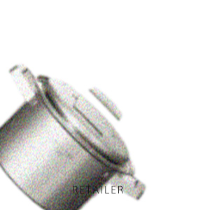 ♪ 21cm 寸胴鍋【Tupperware】タッパーウェアレインボークッカー プレミアム 21cm寸胴鍋<煮込み><調理器具><キッチン用品><オールステンレス><日用雑貨>