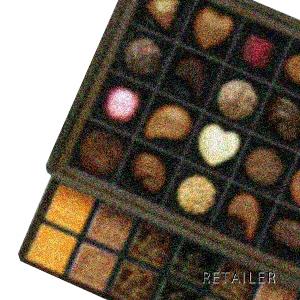 ♪【GODIVA】ゴディバ グランプラス 59粒<お菓子・チョコレート・バレンタインデー・ホワイトデーのお返しに>