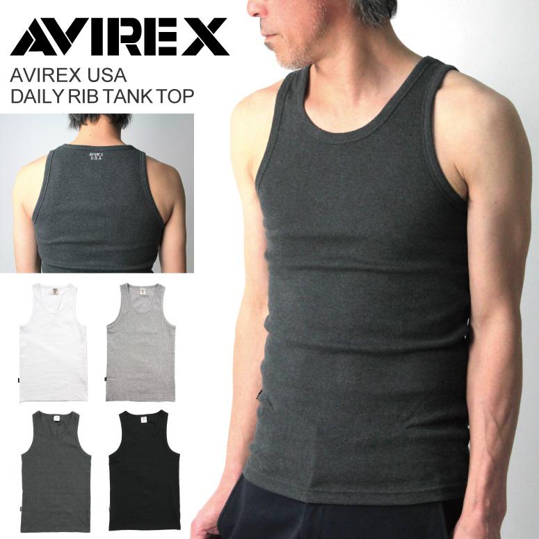 AVIREX / avirex /avirex / avirexl 罐頂背寬類型