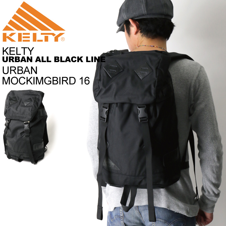 a9abc2351f2e ☆15 times point back   SPU up to 13 times ☆ KELTY (Kelty) Urban series  mockingbird 16 rucksack back back day pack 26L men s Lady s