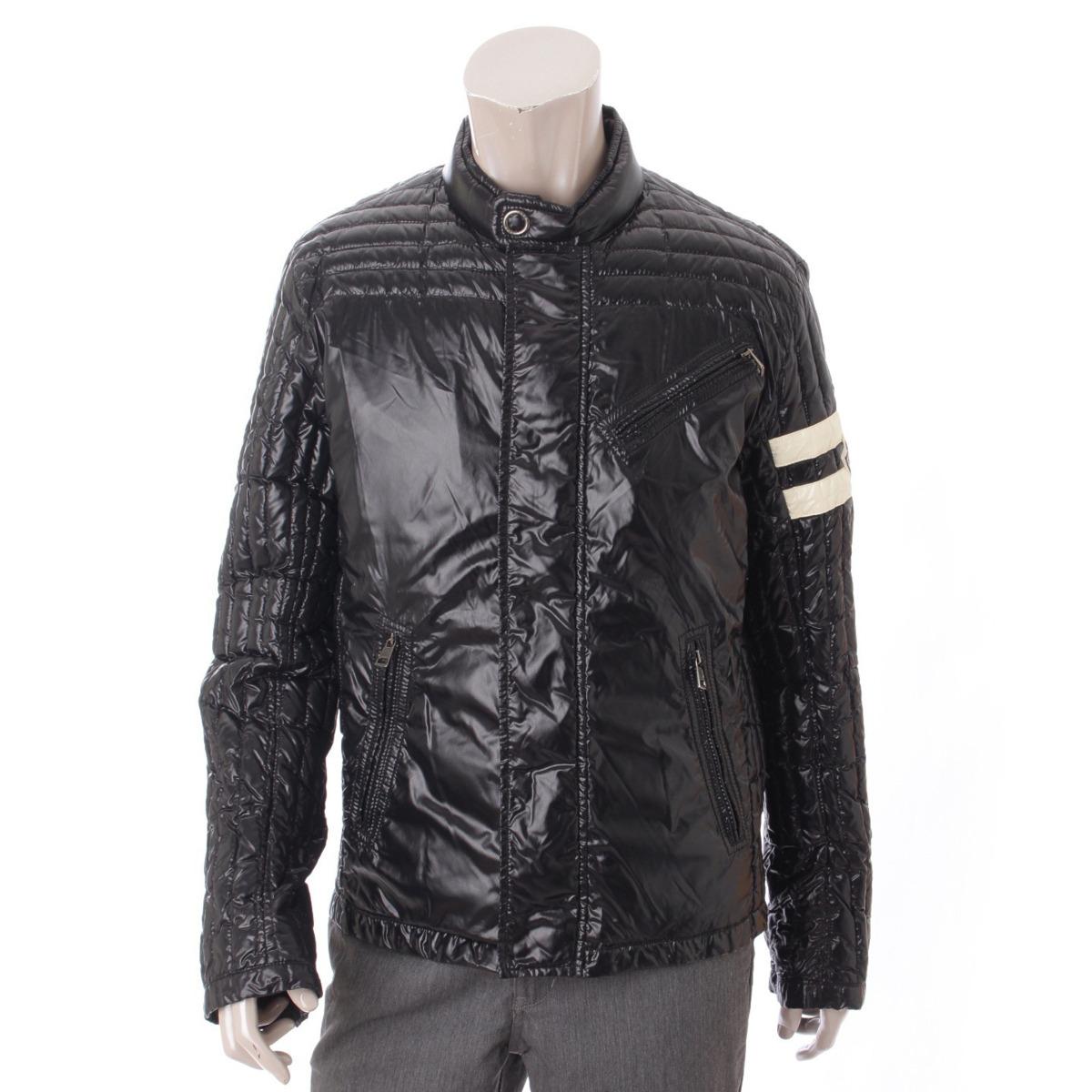 【モンクレール】Moncler メンズ キャスパー CASPER ダウンジャケット 40346 ブラック 3 【中古】【鑑定済・正規品保証】55724