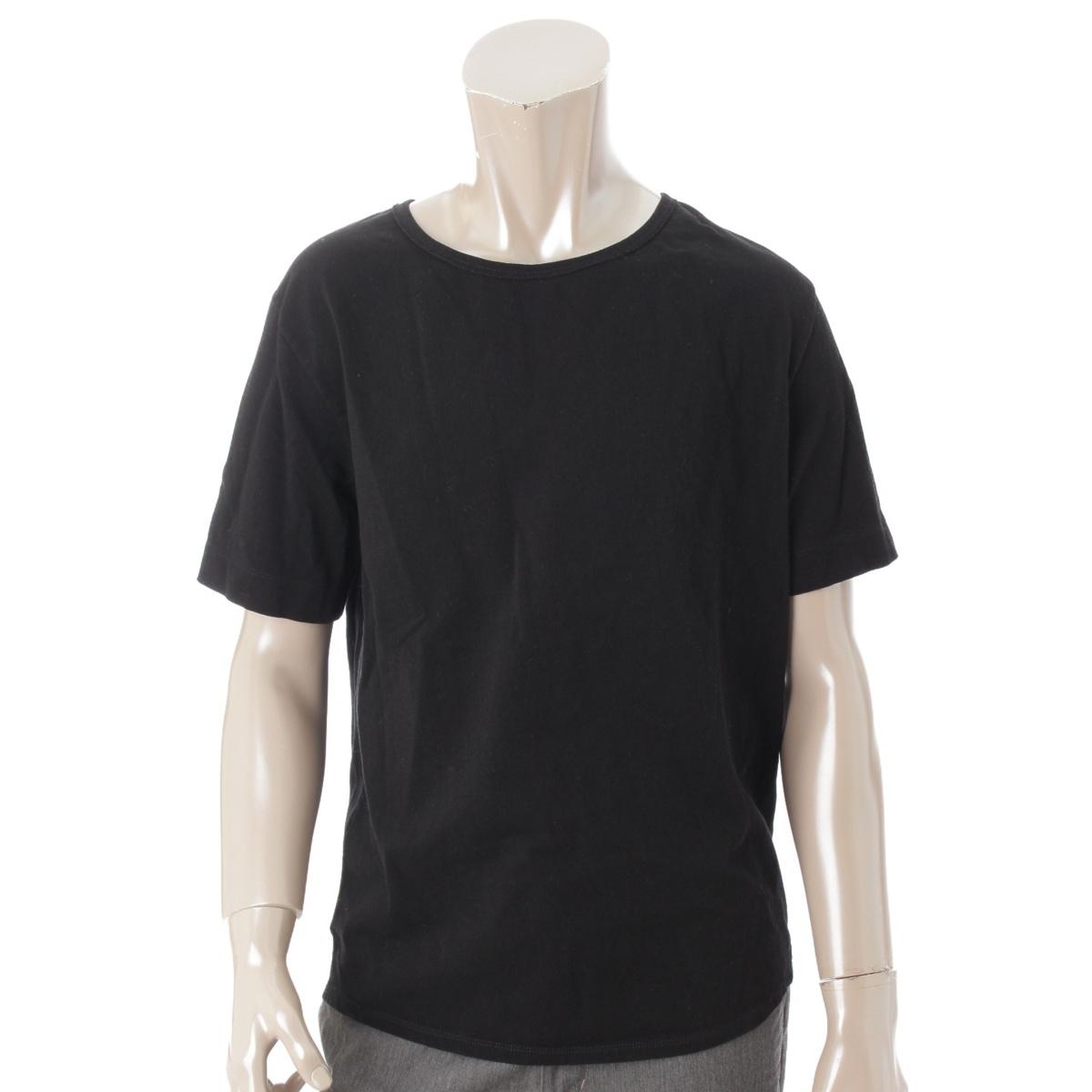 【20%OFFセール】【グッチ】Gucci メンズ バックタグ Tシャツ 431047 ブラック XS 【中古】【鑑定済・正規品保証】62610