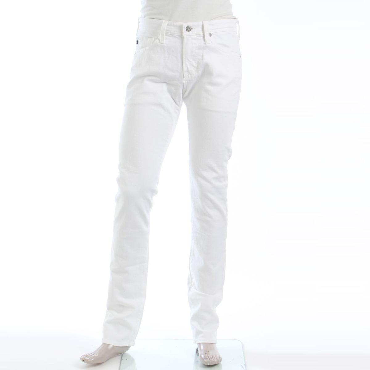 【ソノタ】 AGジーンズ スリムスキニー デニム パンツ THE DYLAN ホワイト 29 【中古】【鑑定済・正規品保証】【送料無料】19622