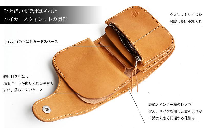 过过定制由皮革短钱包两折、 二折钱包 HR 01A 中期黑色男装两个钱包