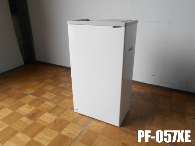 【中古】厨房 業務用サンデン 冷凍ストッカースライド扉タイプ 42LPF-057XE W485×D305×H865mm単相100V 2015年製