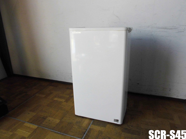 【中古】厨房 Panasonic パナソニック 業務用 小型 冷凍ストッカー フリーザー SCR-S45 100V 43L スライド扉 W535×D315×H860mm