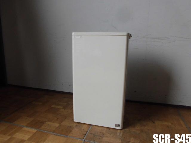 【中古】厨房 Panasonic パナソニック 業務用 小型 冷凍ストッカー フリーザー SCR-S45 100V 43L スライド扉 W540×D320×H870mm