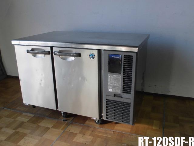 【中古】厨房 ホシザキ 業務用 台下冷蔵庫 コールドテーブル RT-120SDF-R