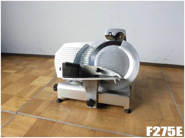 【中古】厨房 イタリア製 エフエーシー社 電動ハムスライサー 100V W520 2012年製