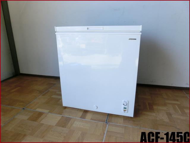 【中古】厨房 アビテラックス 直冷式 チェストフリーザー ACF-145C 145L 2014年製