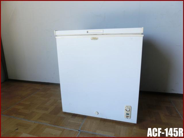 【中古】 厨房 アビテラックス 直冷式 チェストフリーザー ACF-145R 145L W740 D575