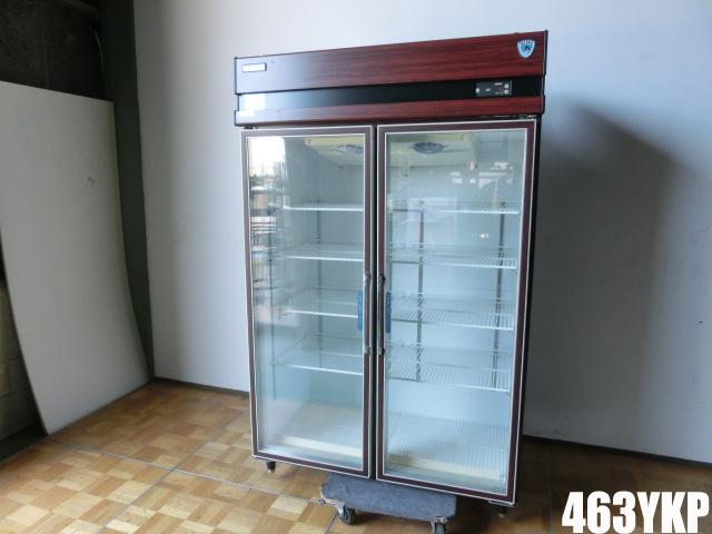 【中古】厨房 ダイワ リーチイン 冷蔵ショーケース 酒屋 コンビニ 463YKP W1200 D650 奥行薄型