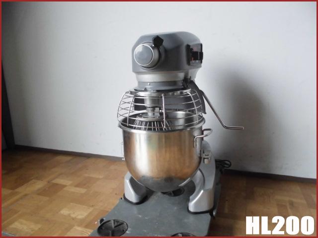 【中古】厨房 業務用ホバート ミキサー 攪拌機 HL200W419 D581 H737mm 100V