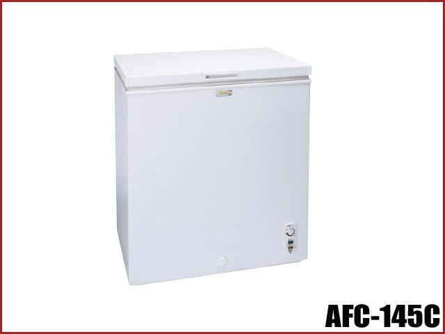新品 アビテラックス 冷凍ストッカー チェストフリーザー ACF-145C 145L 100V W740×D575×H840mm 冷凍庫