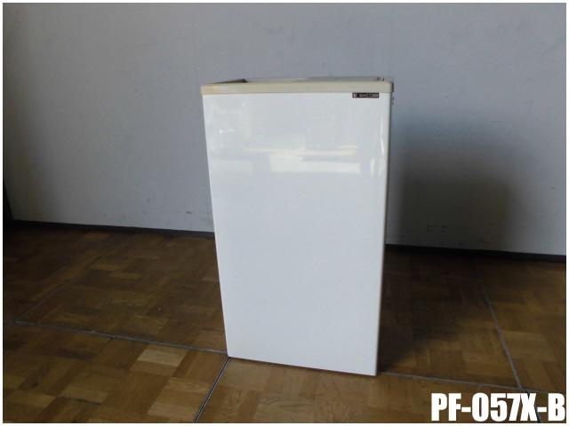【中古】厨房 業務用サンデン 冷凍ストッカースライド扉タイプ 42LPF-057X-B W490 D310