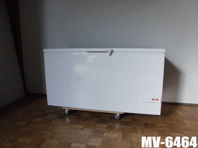 【中古】厨房 業務用三ツ星貿易 冷凍ストッカー2018年製 冷凍庫 フリーザー464L MV-6464W1560×D695×H850mm100V B