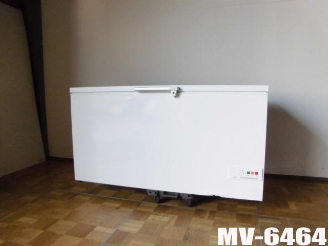 【中古】厨房 業務用三ツ星貿易 冷凍ストッカー2018年製 冷凍庫 フリーザー464L MV-6464W1560×D695×H850mm100V C