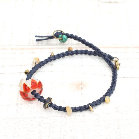 DRAGON PIPE ANKLET (DPA1503B)