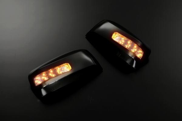 「全5色」Z50型ムラーノ/T31型エクストレイル/B30型ラフェスタ LEDウインカードアミラー 純正カバーと交換タイプ 左右セット //ウィンカー/サイドターンランプ/サイドマーカー/ニッサン/日産/NISSAN/汎用