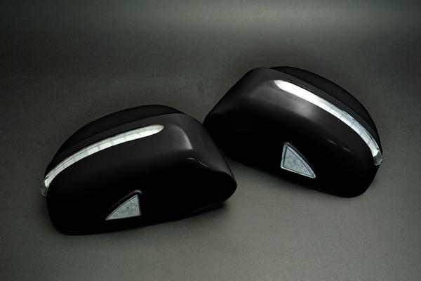 【REIZ(ライツ)】ライフJC1/2(G/PASTEL/DIVA) LEDウインカーミラーウェルカムランプ付 純正色塗装済B92P/NH578/NH624P/NH700M/メッキ