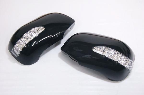 【Revier(レヴィーア)】「塗装済」「左ハンドル専用」レクサスGS350/GS430/GS450h LEDウインカーミラー 左右セット //サイドミラー/ウインカーミラー/ドアミラー/190系LEXUS/GRS196/GRS191/UZS190/URS190/GWS191